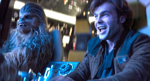 Solo: A Star Wars Story review - the most enjoyable Star Wars film in 35 years