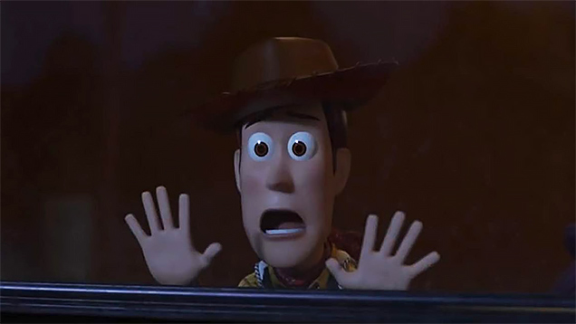 10 reasons why Toy Story 4 is actually a horror movie