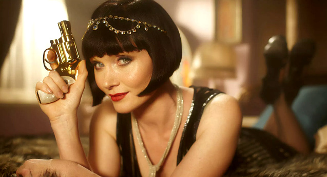 All the juicy details about the Miss Fisher movie