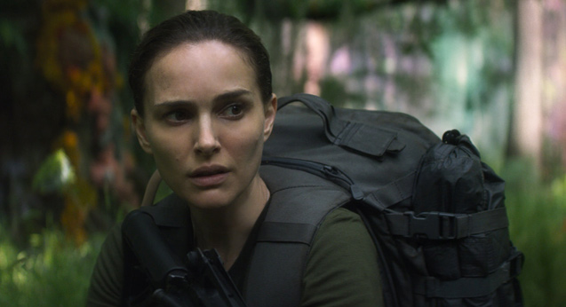 Annihilation review: a highly recommended mind-bender