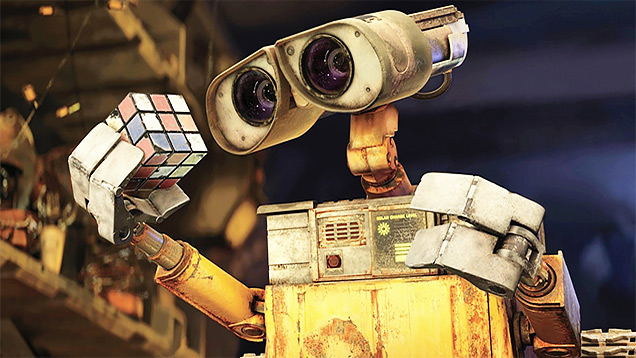 Why Wall-E's first nine minutes are Pixar at its finest