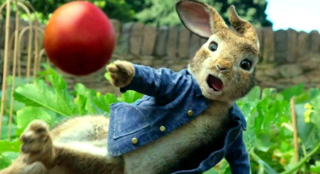 Peter Rabbit and the misguided fury over 'allergy bullying'