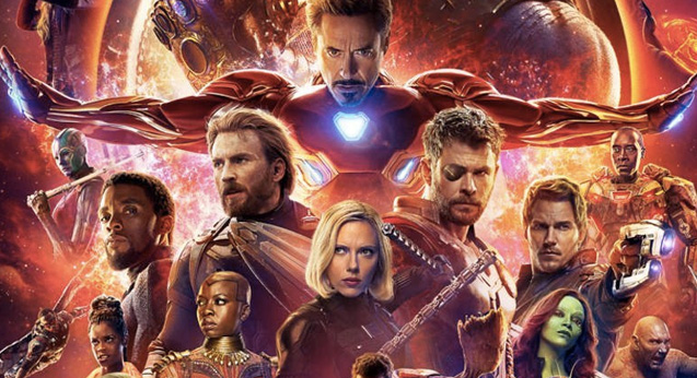 Avengers: Infinity War tickets now on sale