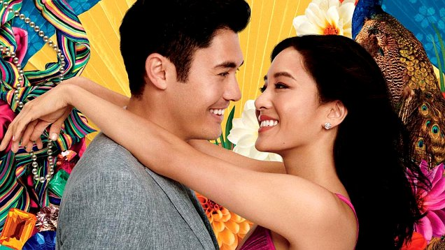 Crazy Rich Asians still on top of the box office