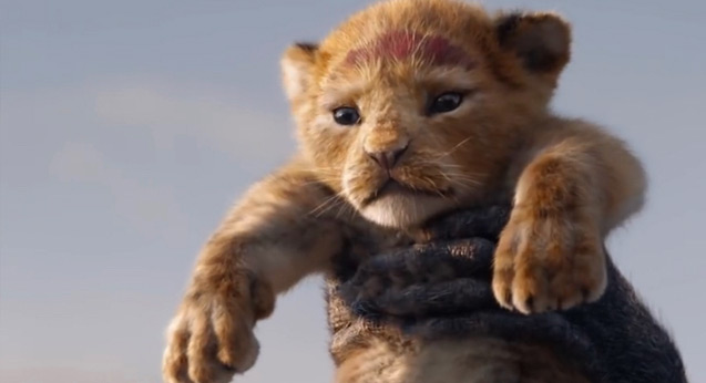 First look: The Lion King