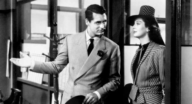 Win: Auckland Film Society's screening of His Girl Friday