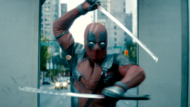 Deadpool 2 review: it's totally smothered by sick burns and bro humour