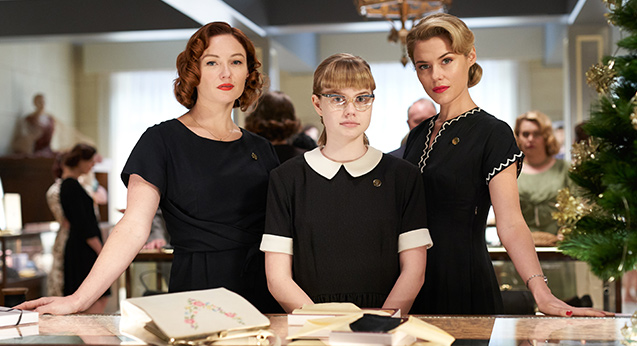 Ladies in Black is an exquisitely entertaining film